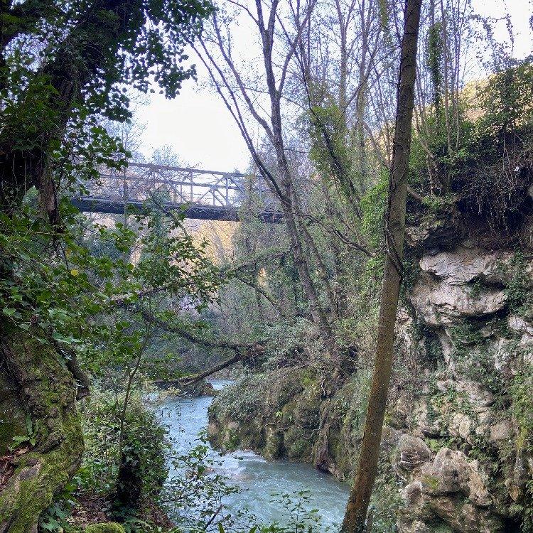 part of Cascata delle Marmore